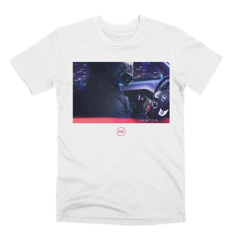 S C O T T I E Men's Premium T-Shirt by RIK.Supply