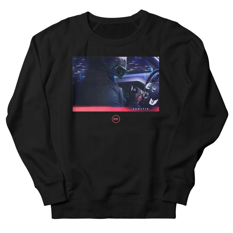 S C O T T I E Men's Sweatshirt by RIK.Supply