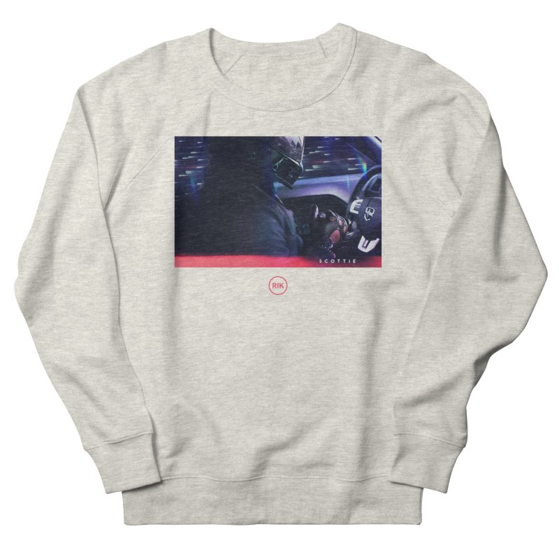 S C O T T I E Men's French Terry Sweatshirt by RIK.Supply