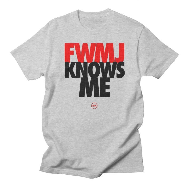 FWMJ Knows Me by RIK.Supply