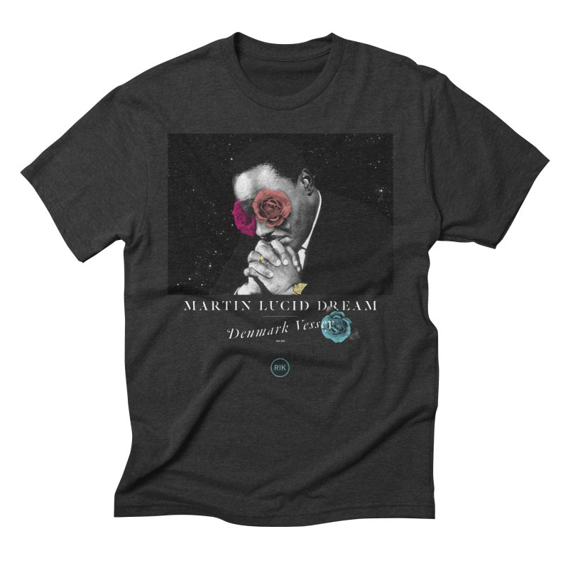 Martin Lucid Dream Men's T-Shirt by RIK.Supply