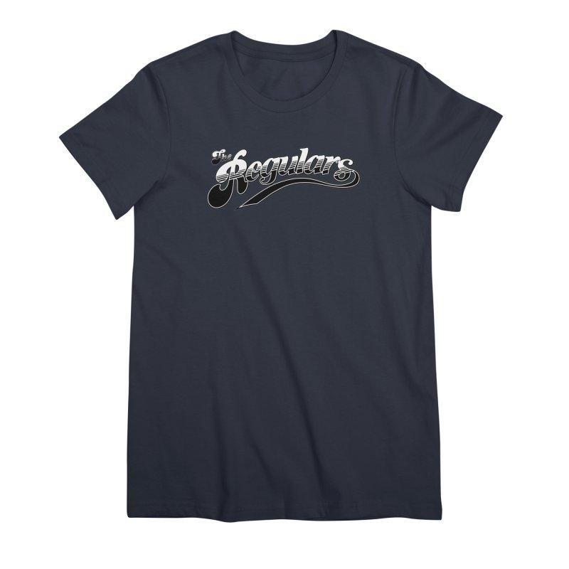 The Regulars Women's Premium T-Shirt by RIK.Supply