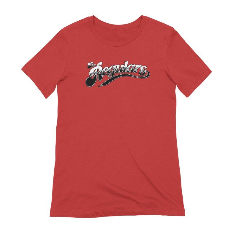 The Regulars Women's Extra Soft T-Shirt by RIK.Supply