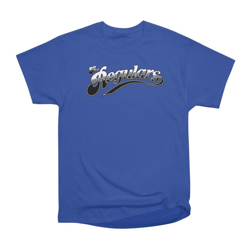 The Regulars Men's Heavyweight T-Shirt by RIK.Supply