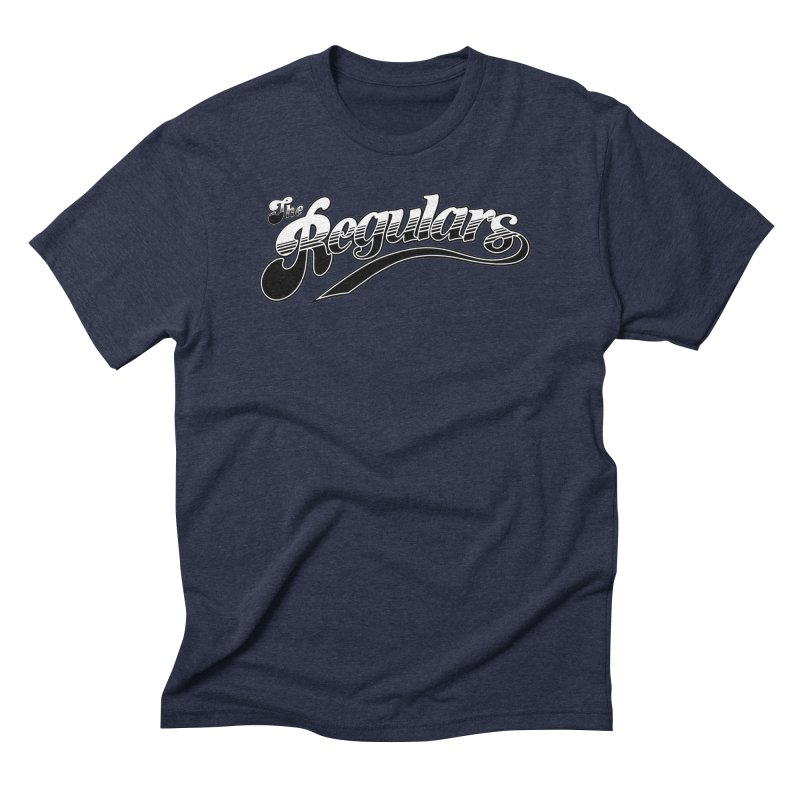 The Regulars Men's Triblend T-Shirt by RIK.Supply