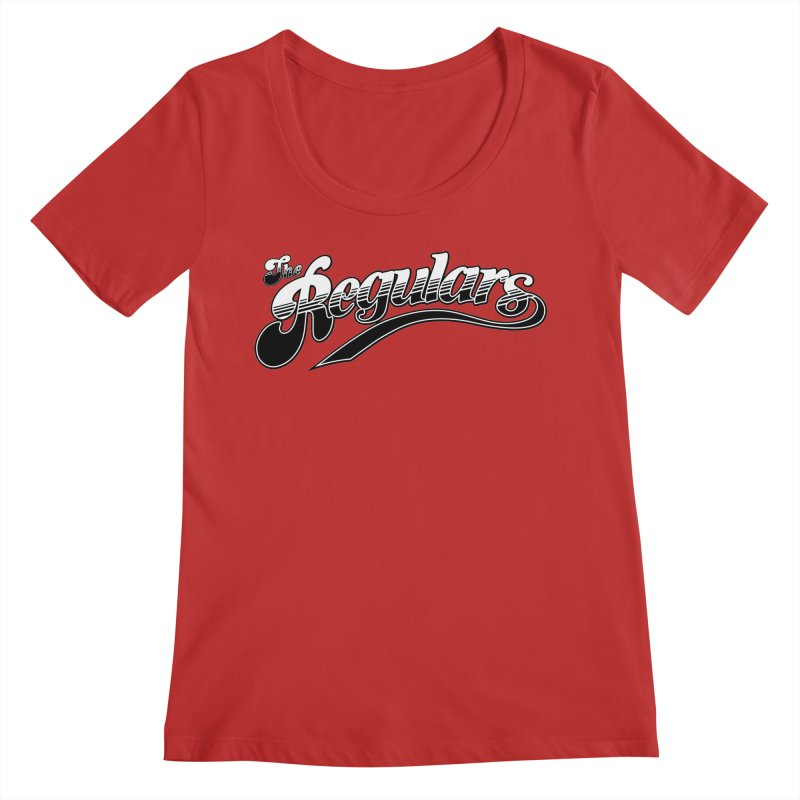 The Regulars Women's Regular Scoop Neck by RIK.Supply