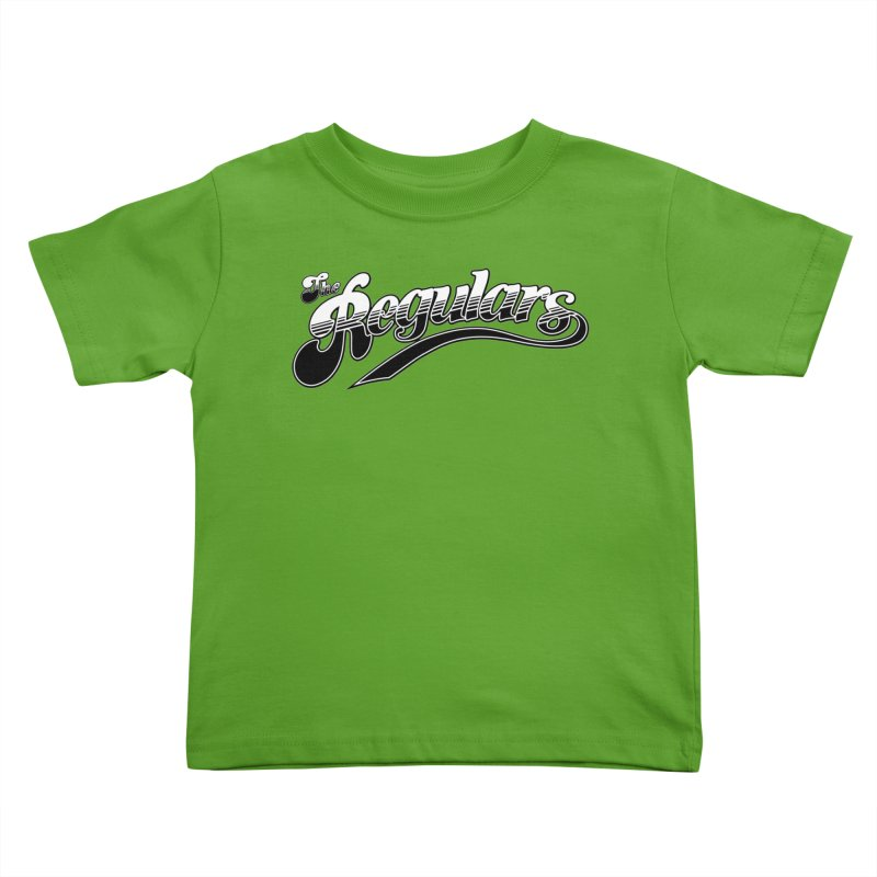 The Regulars Kids Toddler T-Shirt by RIK.Supply