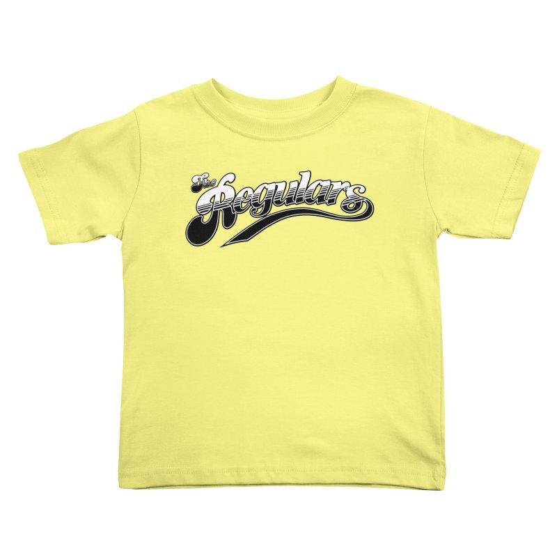 The Regulars Kids Toddler T-Shirt by RIK.Supply