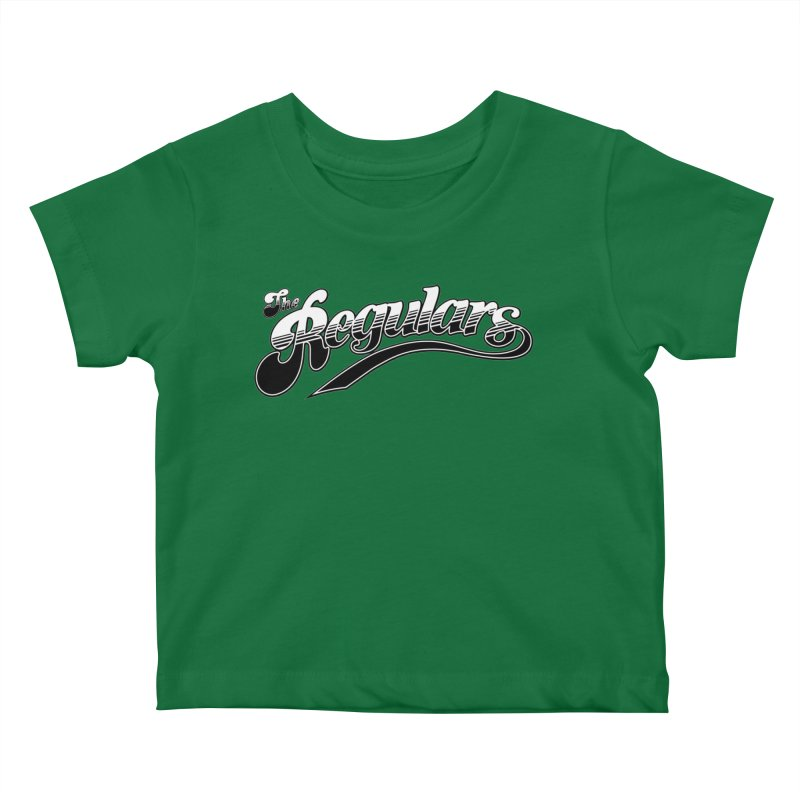 The Regulars Kids Baby T-Shirt by RIK.Supply
