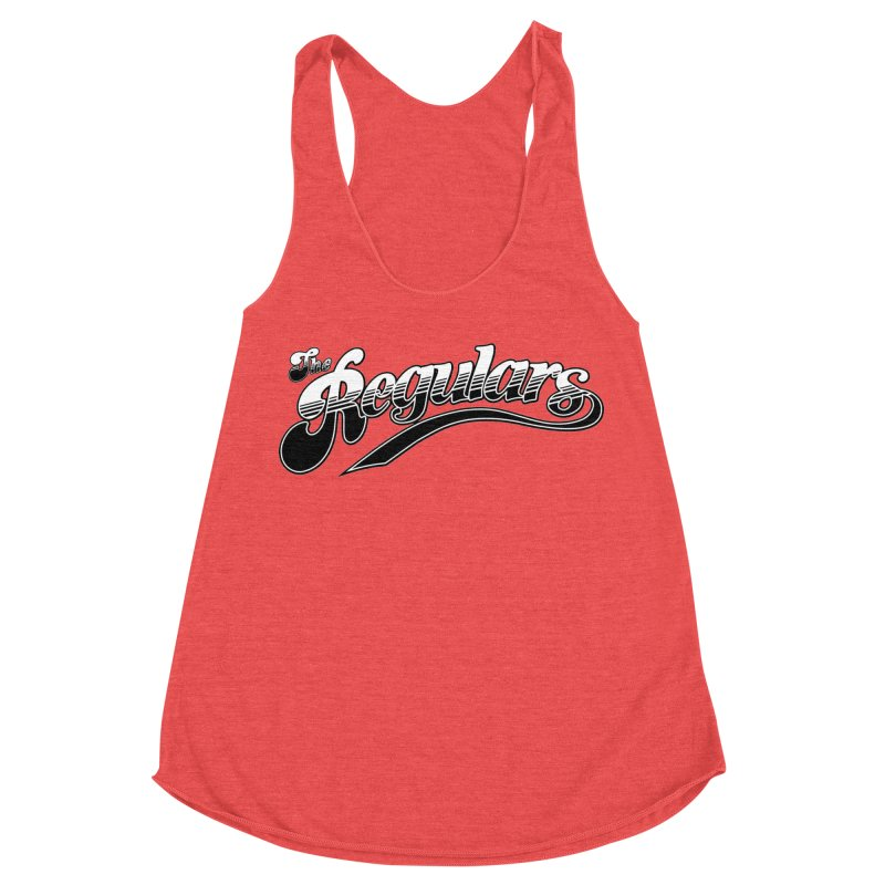 The Regulars Women's Racerback Triblend Tank by RIK.Supply