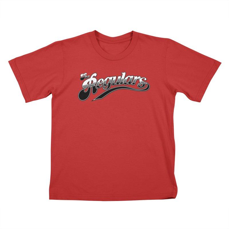 The Regulars Kids T-Shirt by RIK.Supply