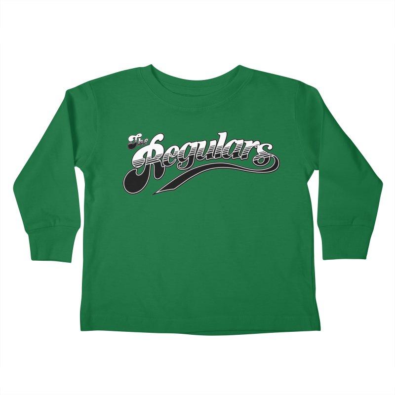 The Regulars Kids Toddler Longsleeve T-Shirt by RIK.Supply