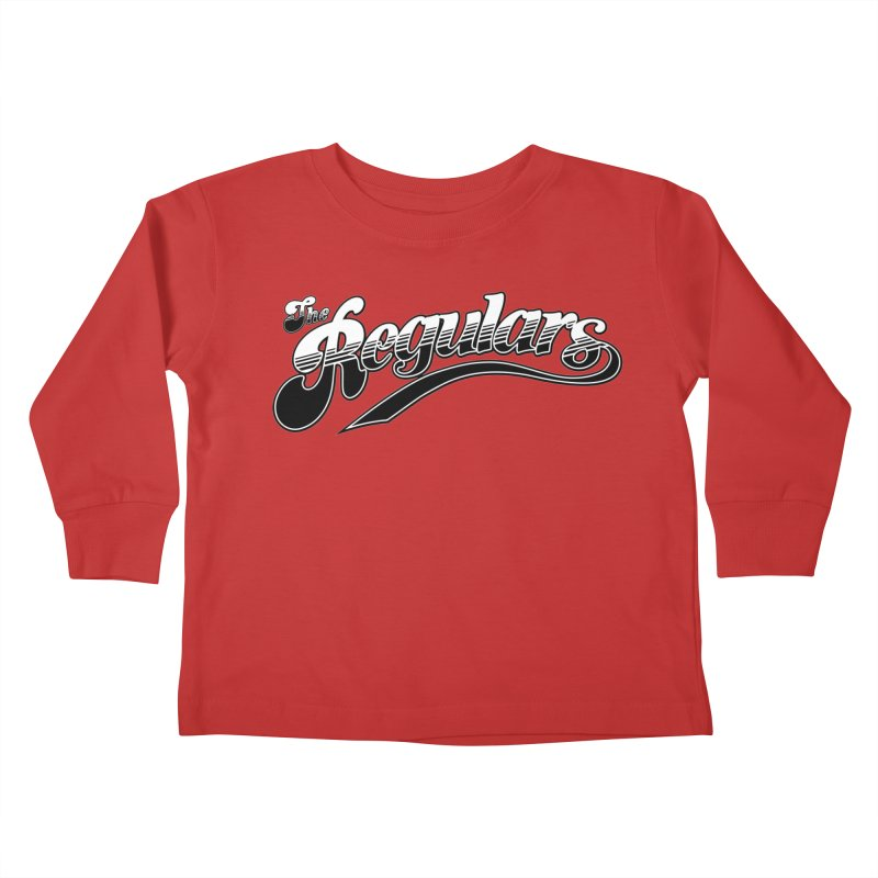 The Regulars Kids Toddler Longsleeve T-Shirt by RIK.Supply
