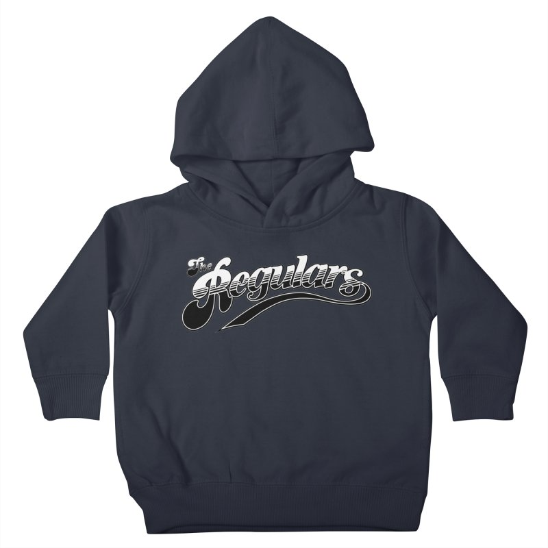 The Regulars Kids Toddler Pullover Hoody by RIK.Supply