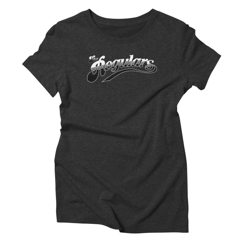 The Regulars Women's Triblend T-Shirt by RIK.Supply