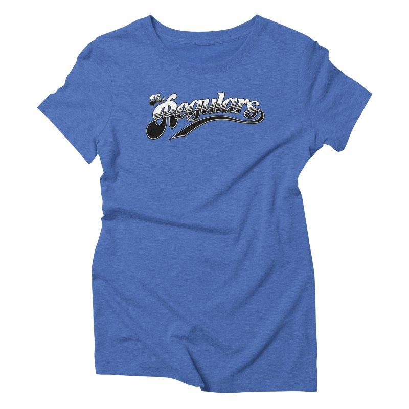 The Regulars Women's Triblend T-Shirt by RIK.Supply