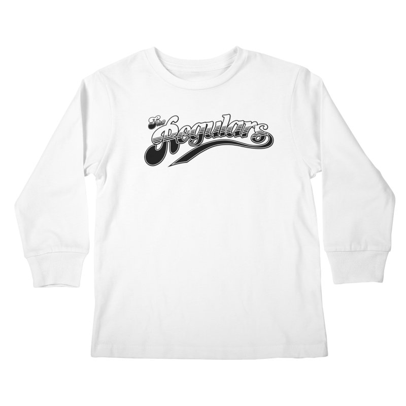 The Regulars Kids Longsleeve T-Shirt by RIK.Supply