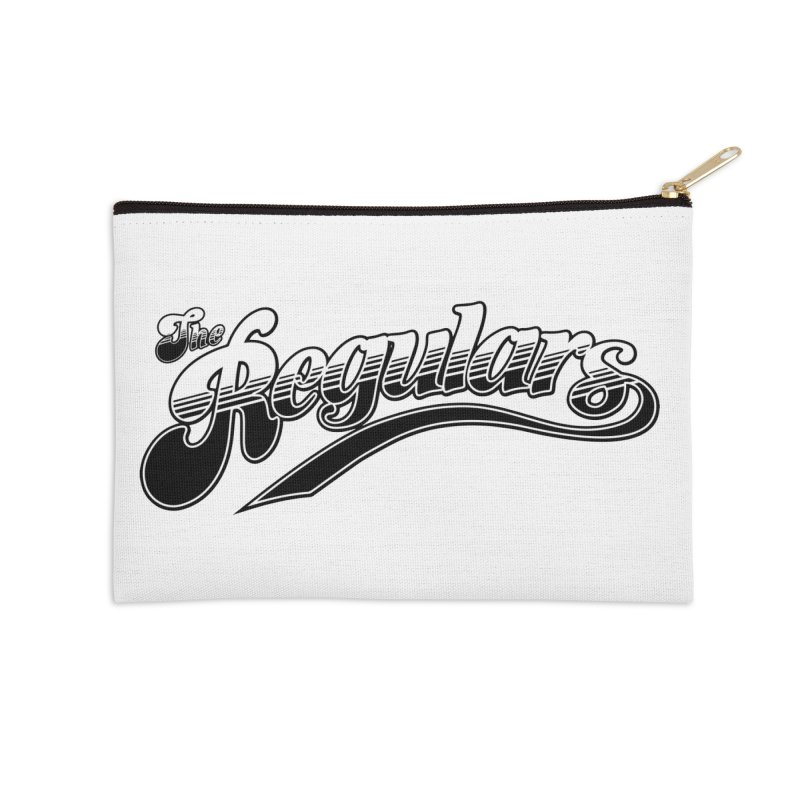 The Regulars Accessories Zip Pouch by RIK.Supply