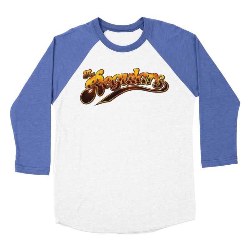 The Regulars (Gold) Women's Baseball Triblend Longsleeve T-Shirt by RIK.Supply