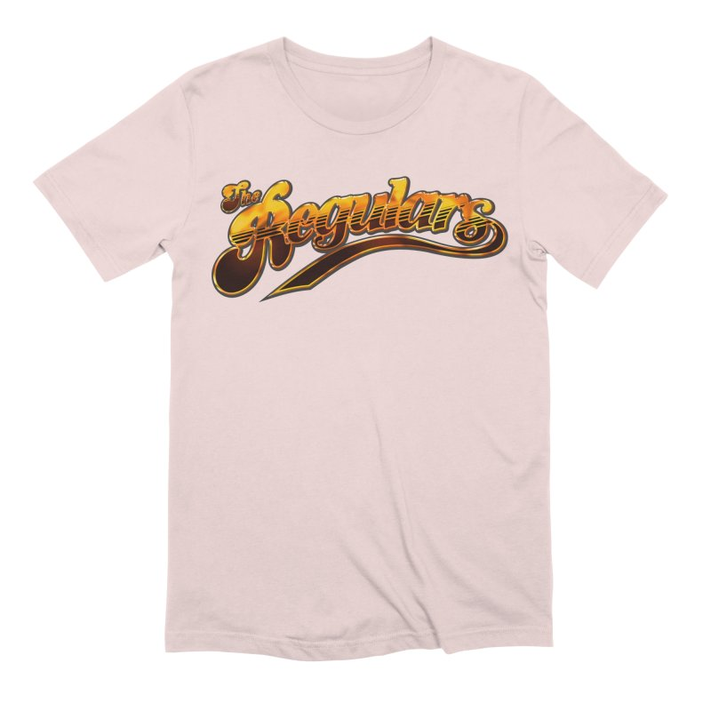 The Regulars (Gold) Men's Extra Soft T-Shirt by RIK.Supply