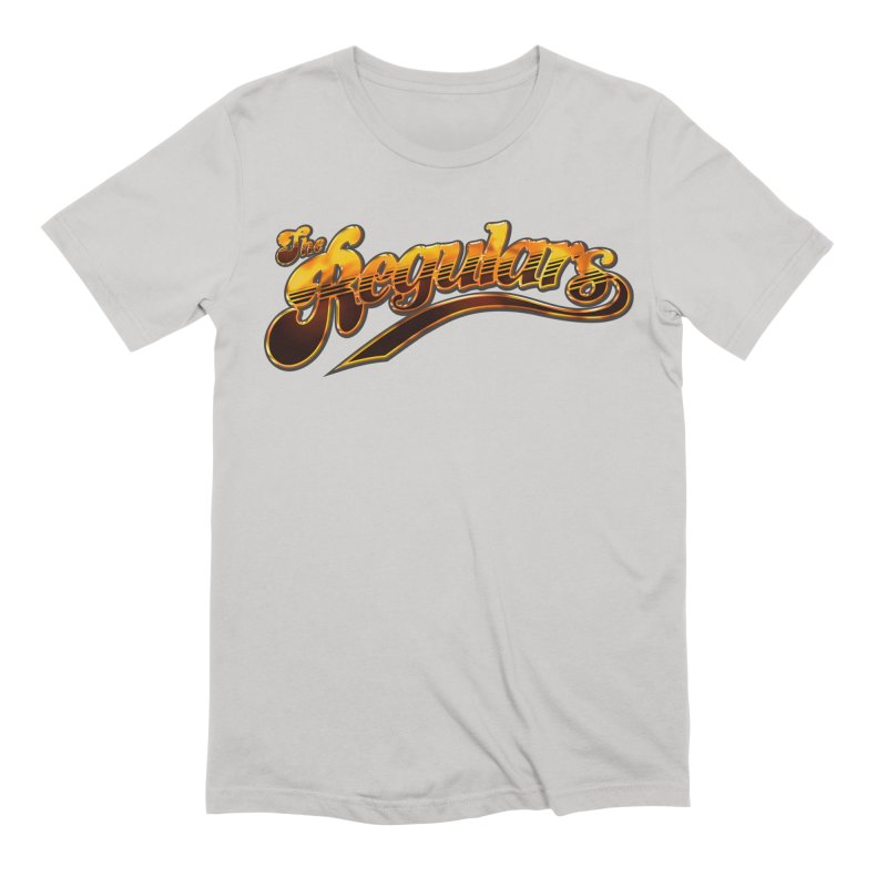 The Regulars (Gold) Men's Extra Soft T-Shirt by RIK.Supply