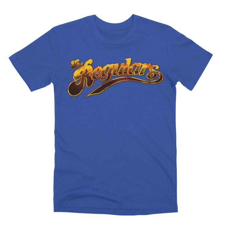 The Regulars (Gold) Men's Premium T-Shirt by RIK.Supply