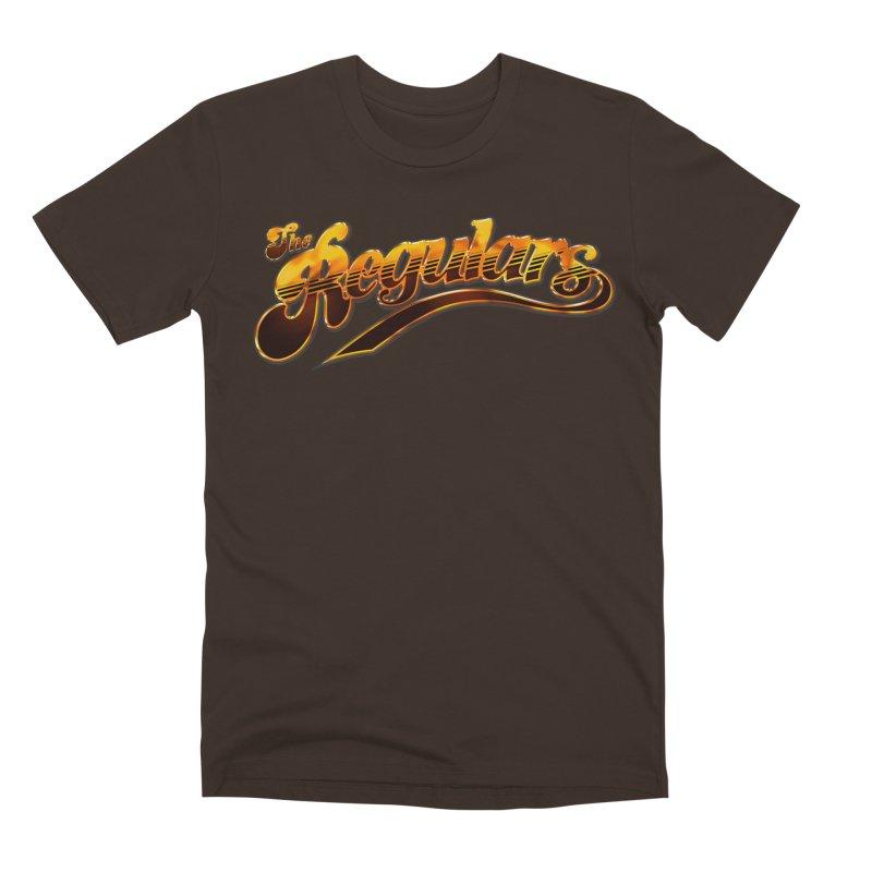 The Regulars (Gold) Men's Premium T-Shirt by RIK.Supply