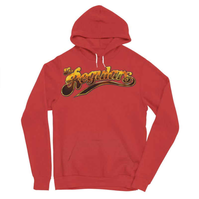 The Regulars (Gold) Women's Sponge Fleece Pullover Hoody by RIK.Supply
