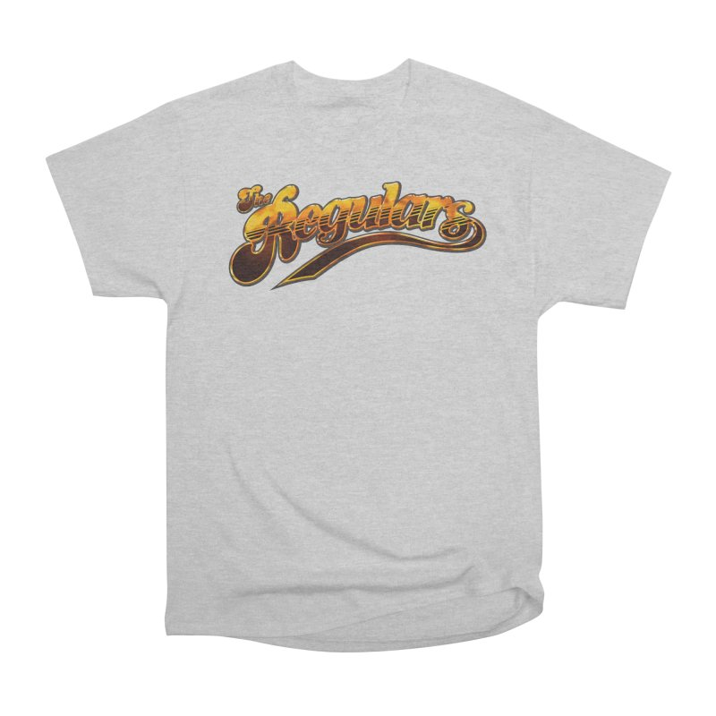 The Regulars (Gold) Women's Heavyweight Unisex T-Shirt by RIK.Supply