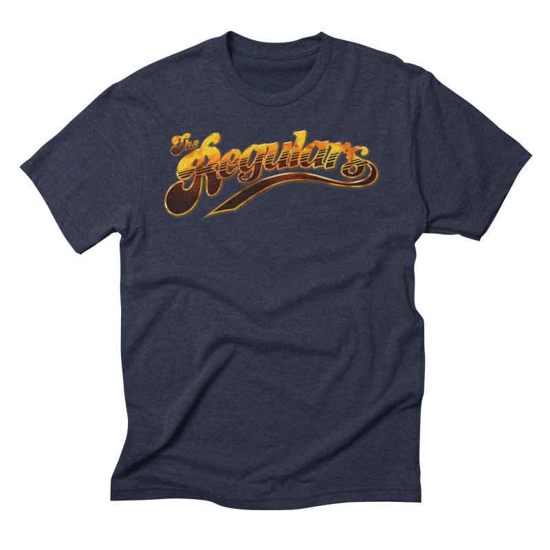The Regulars (Gold) Men's Triblend T-Shirt by RIK.Supply