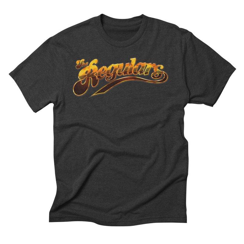 The Regulars (Gold) Men's Triblend T-Shirt by RIK.Supply