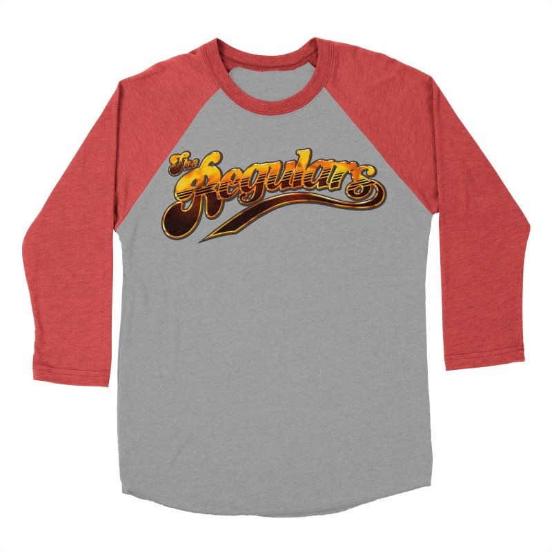 The Regulars (Gold) Men's Baseball Triblend Longsleeve T-Shirt by RIK.Supply