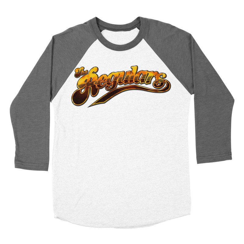 The Regulars (Gold) Men's Baseball Triblend Longsleeve T-Shirt by RIK.Supply