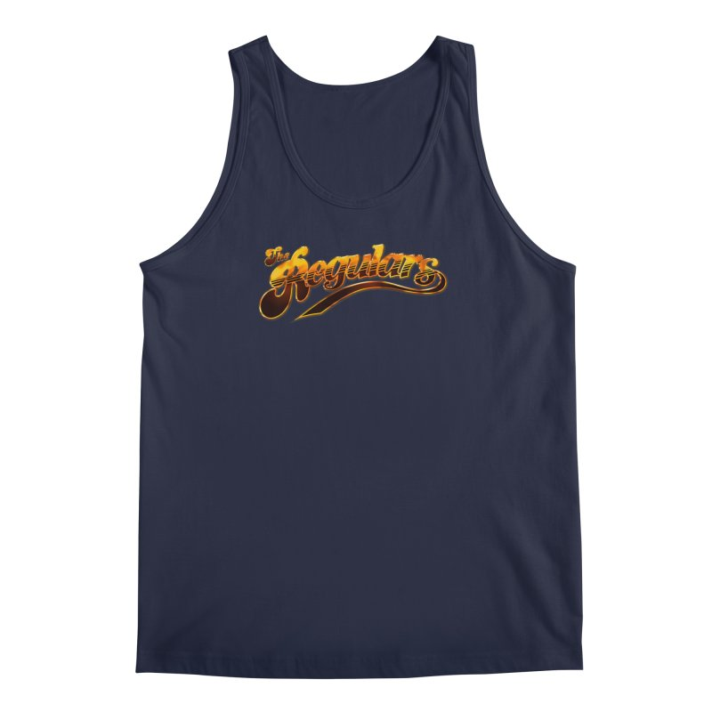 The Regulars (Gold) Men's Regular Tank by RIK.Supply