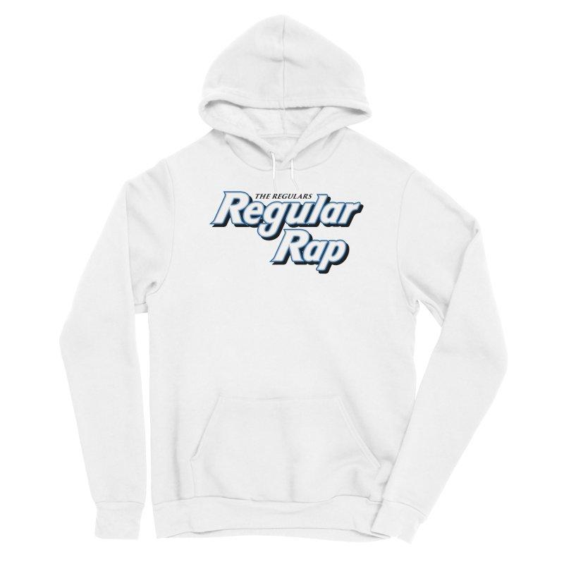 Regular Rap Women's Sponge Fleece Pullover Hoody by RIK.Supply