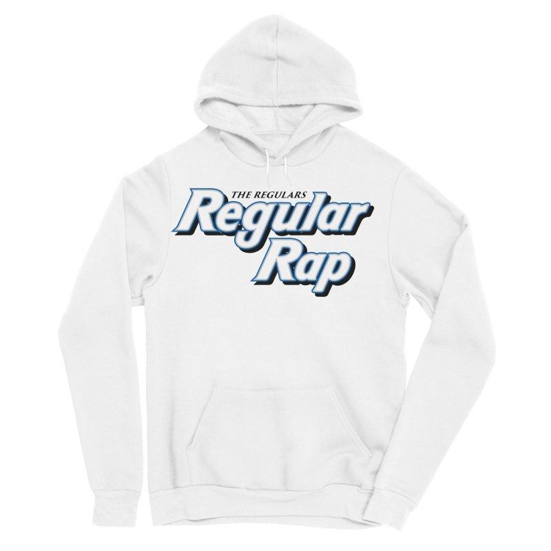 Regular Rap Men's Sponge Fleece Pullover Hoody by RIK.Supply