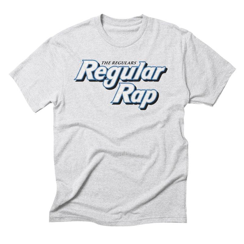 Regular Rap Men's Triblend T-Shirt by RIK.Supply