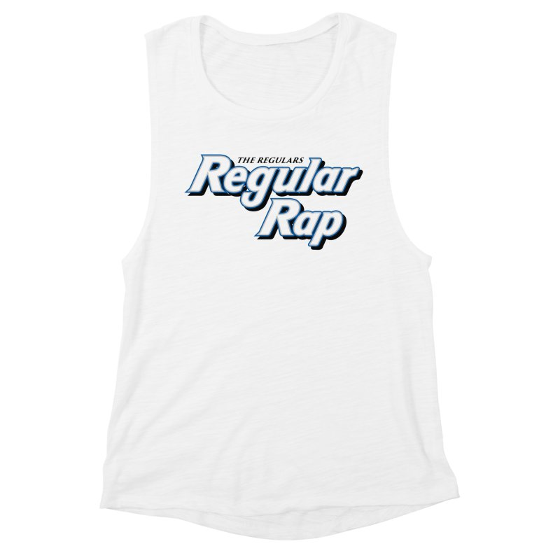 Regular Rap Women's Muscle Tank by RIK.Supply