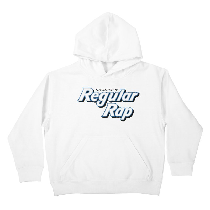 Regular Rap Kids Pullover Hoody by RIK.Supply
