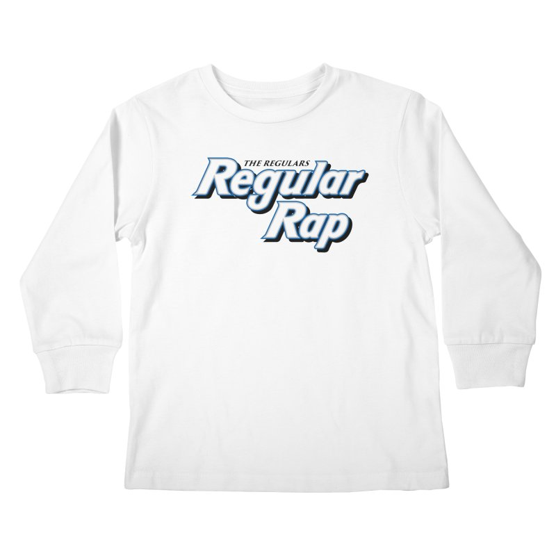 Regular Rap Kids Longsleeve T-Shirt by RIK.Supply