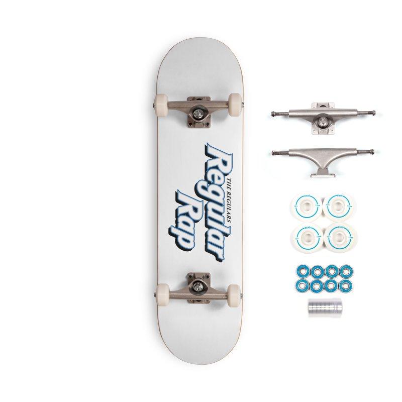 Regular Rap Accessories Complete - Basic Skateboard by RIK.Supply