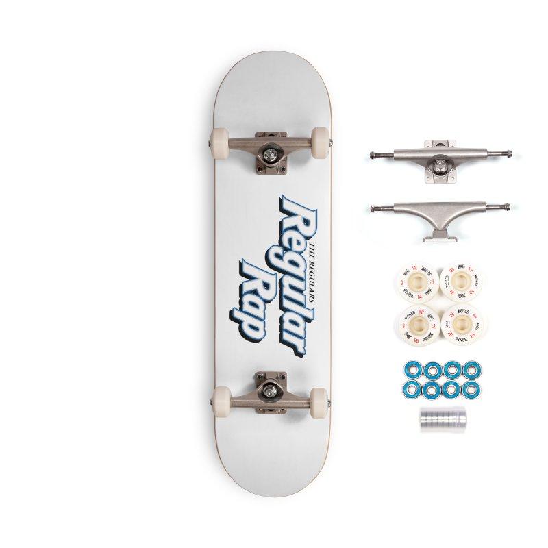 Regular Rap Accessories Complete - Premium Skateboard by RIK.Supply
