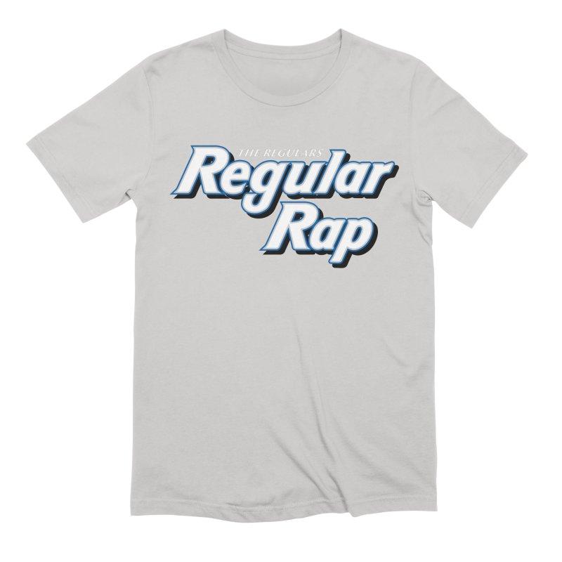 Regular Rap Men's T-Shirt by RIK.Supply