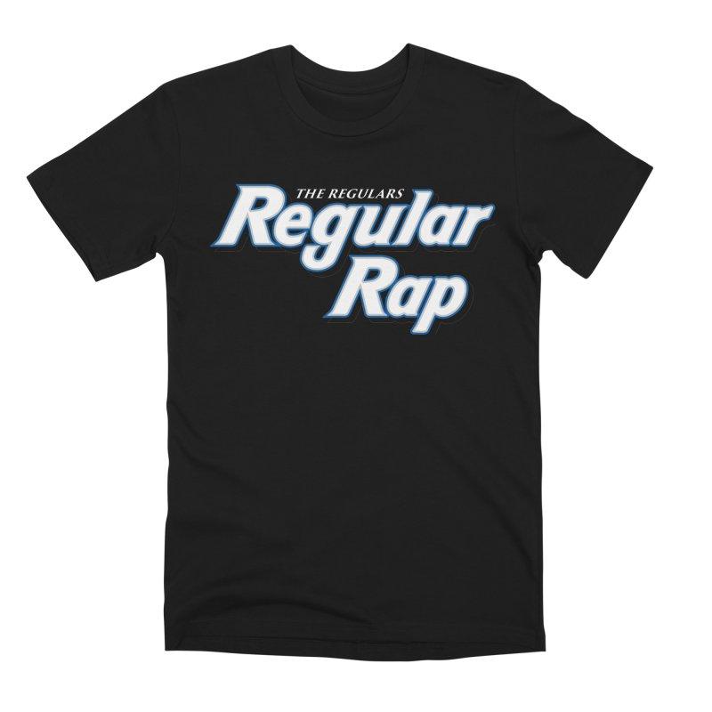 Regular Rap Men's Premium T-Shirt by RIK.Supply