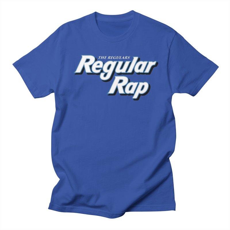 Regular Rap Women's Regular Unisex T-Shirt by RIK.Supply