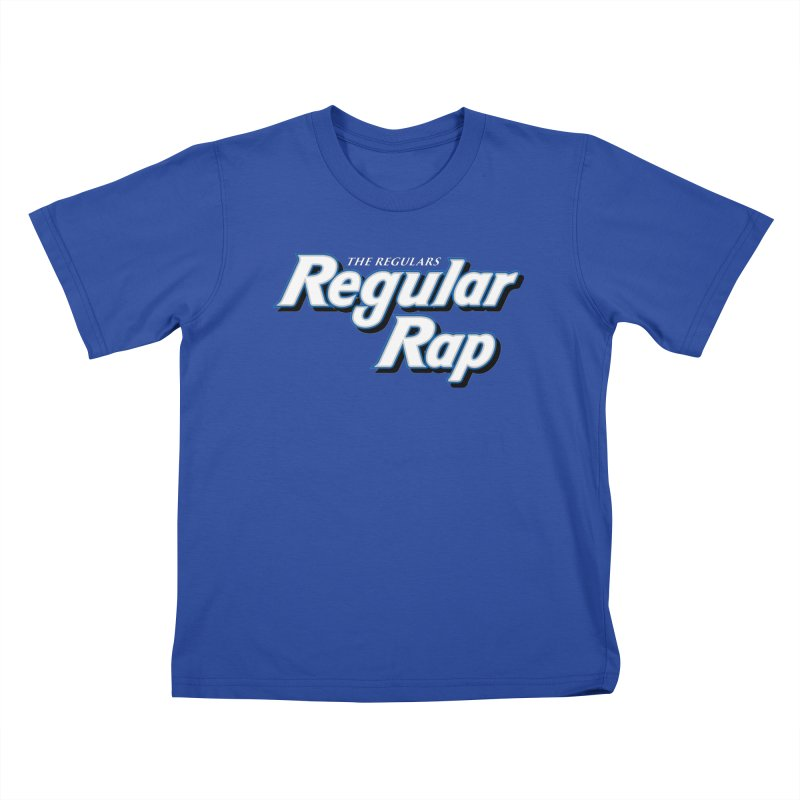 Regular Rap Kids T-Shirt by RIK.Supply