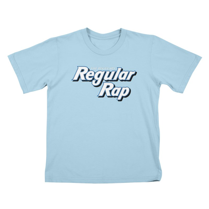 Regular Rap Kids T-Shirt by RIK.Supply