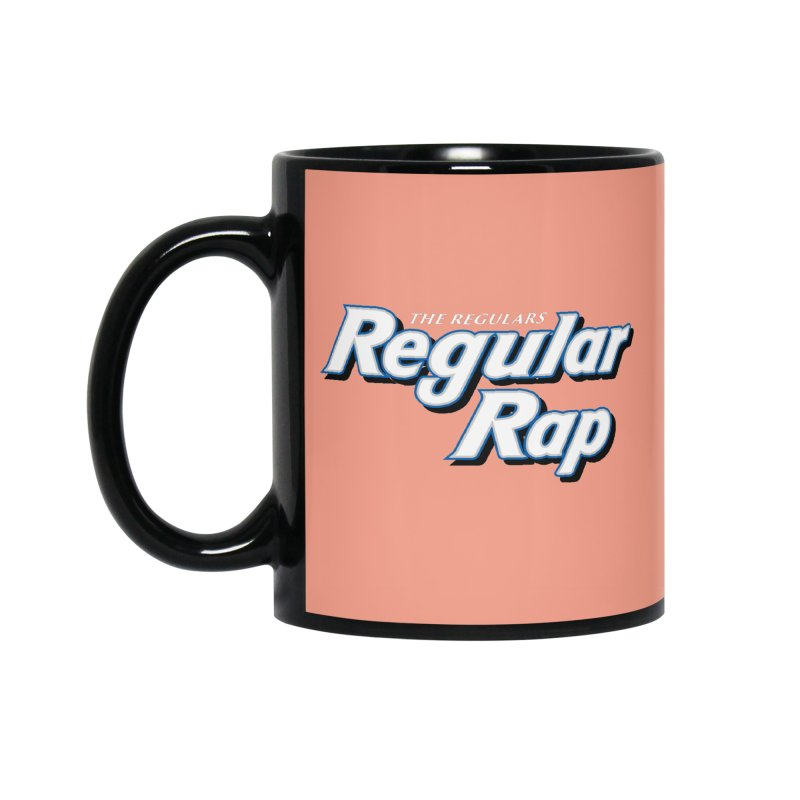 Regular Rap Accessories Mug by RIK.Supply