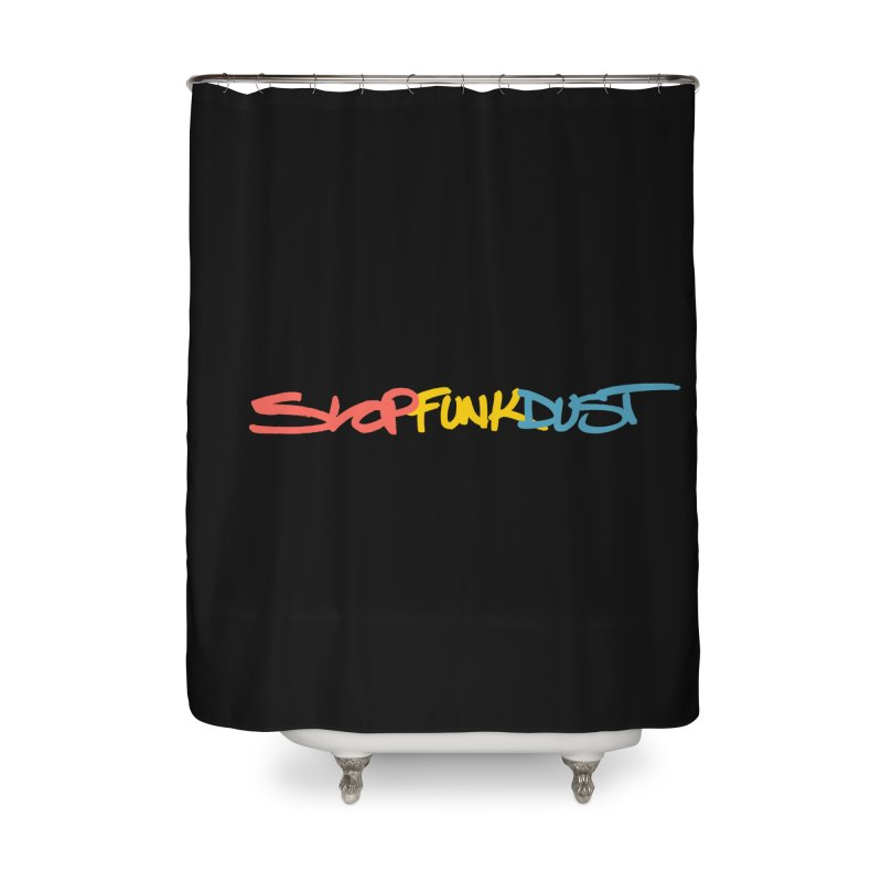 SlopFunkDust ASR 10 Vol. 2 Home Shower Curtain by RIK.Supply
