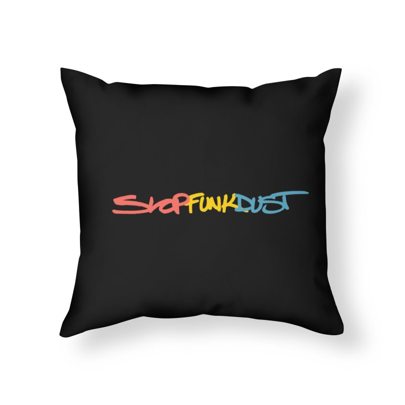SlopFunkDust ASR 10 Vol. 2 Home Throw Pillow by RIK.Supply